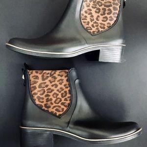 NWOT Kate Spade Sedgewick Animal Print Boots Size6